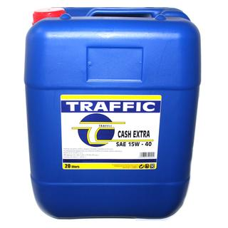 TRAFFIC CASH EXTRA SAE 15W-40