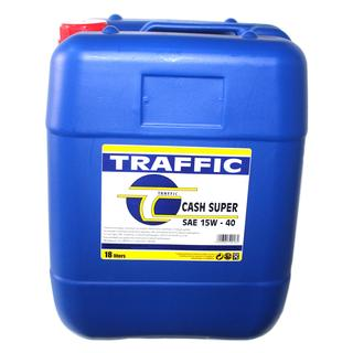 TRAFFIC CASH SUPER SAE 15W-40