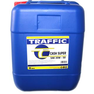 TRAFFIC CASH SUPER SAE 20W-50