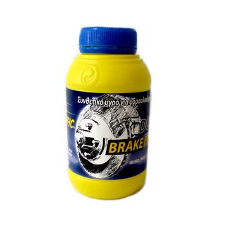 TRAFFIC BRAKE FLUID DOT 3
