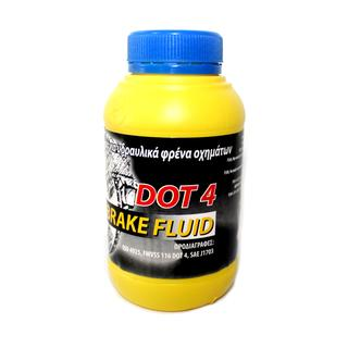 TRAFFIC BRAKE FLUID DOT 4